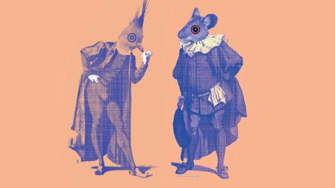 La comédie française – Identité visuelle
