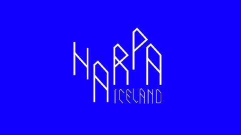HARPA – Typographie