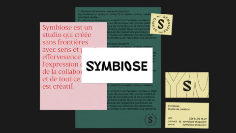 Symbiose – Design de marque